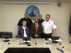 Fire Union Contract Agreement
