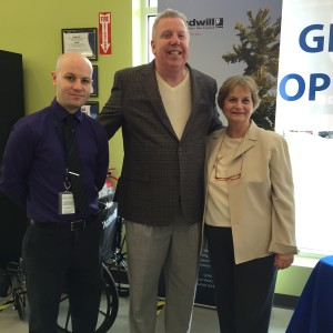 Goodwill Grand Opening